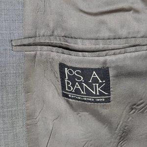 Jos. A. Bank Suits & Blazers - Jos A Bank 48R Sport Coat Blazer Suit Jacket Gray